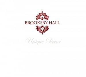 Brooksby Hall Decor Brochure