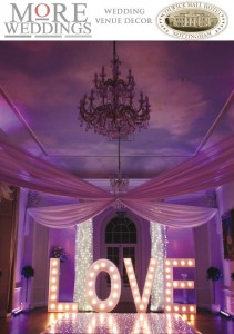 Colwick Hall Package options