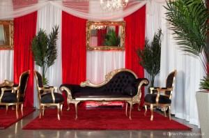 black & gold grand furniture