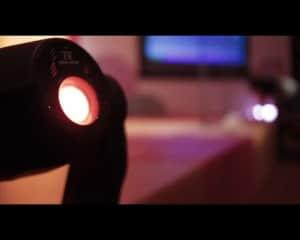 Moving head intelligent lighting